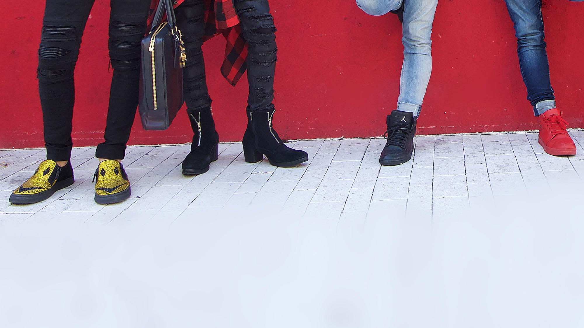 boys shoes Osaka