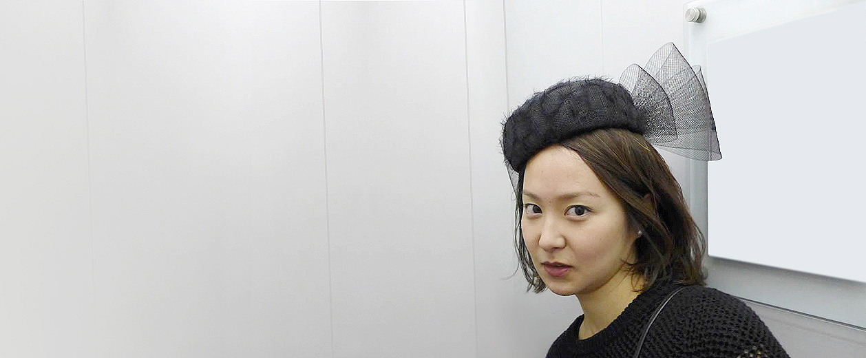 "b432c57f6c girl in john boyd hat Tokyo. """